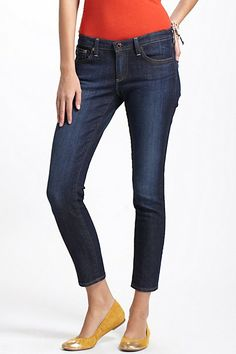 AG Stevie Ankle Jeans These might be my favorite brand of jeans right now. Super flattering AND comfy. Anthropologie Clothing, Fancy Pants, Ankle Jeans, Jeans Brands, Put On, Spring Fashion, Dress Up, Skinny Jeans, Fashion Outfits