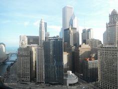 Skyscrapers are a uniquely Chicago art form.