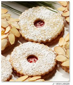 Stonewall Kitchen Linzer Cookie Recipe