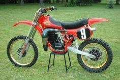 1981 Honda RC250