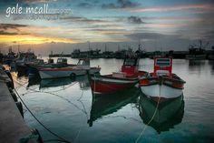 Kalk bay at dawn