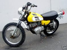 yamaha enduro 80 I had one of these.