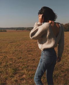 Cosy jumper by ❤️ Style Outfits, Cute Outfits, Fashion Outfits, Womens Fashion, Fall Winter Outfits, Autumn Winter Fashion, Denim Jeans, Black Leather Mini Skirt, Fall Looks