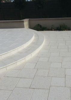 Light pavers for a cool backyard - contemporary - Spaces - Phoenix - Artistic Paver Mfg.