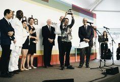 Andrés Jaque obtiene el León de Plata en la Bienal de Arquitectura de Venecia