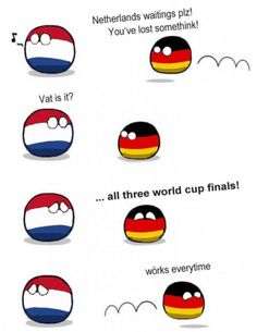 Well played Germany
