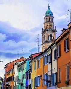Parma, San Francisco Ferry, Notre Dame, Italy, Building, Travel, Italia, Viajes, Buildings