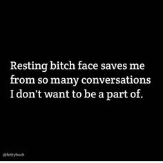 Woe this is so true!