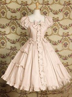Elegant Classic Lolita Dress