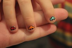 BOOM NAILS: CARS FOR THE BOYS!