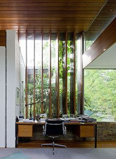 Richard Neutra Rang House - Konigstein im Taunus - Germany, 1961