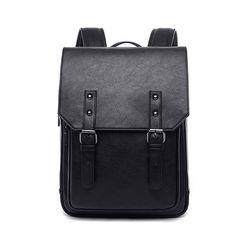 58.00$  Watch here - http://aliu17.worldwells.pw/go.php?t=32760500707 - 2016 new winter men's Korean male package trend of leisure business students within interval Backpack free shipping 58.00$