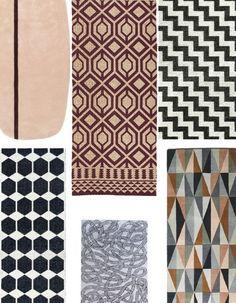 Graphiques en noir et blanc ou soft en mode naturel, voici 16 tapis qui ont la ligne pour baliser entrées et couloirs. http://www.elle.fr/Deco/Guide-shopping/Tous-les-guides-shopping/16-tapis-rayes-qui-nous-font-craquer