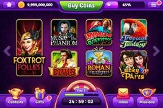 UI/UX Game Designer and Game Artist - Wild Luck Casino for Viber - UI/UX - The most creative designs Online Casino Slots, Casino Slot Games, Roman, Free Slot Games, Buy Coins, Game Concept, Game Ui, Game Design, Ui Design