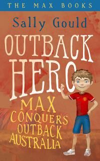 Outback Hero designed by Dane, Brittany and Sophia at EbookLaunch.com