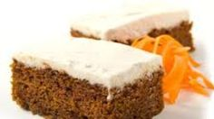 The first ingredient in our carrot cake is organic carrots. That's the way we think it should be - not flour or sugar – just organic carrots. One full serving, in fact. Kind of makes you want to serve it as a side dish with your supper instead of salad. Healthy Snacks For Kids, Yummy Snacks, Delicious Desserts, Yummy Food, Egg Free Cakes, Carrot Spice Cake, Cake Bites, Food Allergies, Carrots