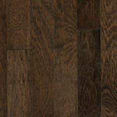Heritage Mill Brushed Vintage Hickory Ale 3/8 in. x 4-3/4 in. x Random Length Engineered Click Hardwood Flooring (22.5 sq. ft. / case)