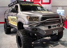Toyota Tundra Ultimate Fishing Edition