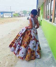 "Whenever our style game is in need of a little sprucing, we know we can always count on some glam ladies who always take Ankara to the next level with their trendy styles. With their confident and bold styles, they never fail to show us that how you can slay perfectly in Ankara.... ""More is..."