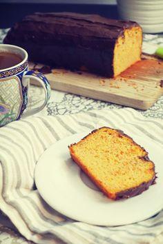 bezglutenowa babka marchewkowa My Recipes, Healthy Recipes, Cornbread, Banana Bread, French Toast, Paleo, Breakfast, Ethnic Recipes, Sweet