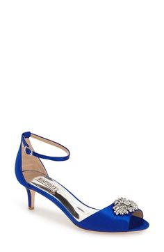 Badgley Miscka 'Acute' Ankle Strap Sandal (Women) available at #Nordstrom
