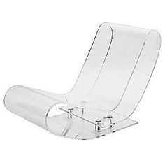 Kartell LCP Lounge Chair the wierdest but coolest chair ive ever seen lol