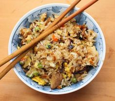 Chinese Duck Fried Rice is part of Chinese Duck Fried Rice Palatable Pastime - Easy rice stirfry with Peking duck and various aromatics for a true Asian style comfort food dish in just a few short minutes Rice Recipes, Asian Recipes, Chicken Recipes, Cooking Recipes, Asian Foods, Goose Recipes, Venison Recipes, Chicken Ideas, Recipes
