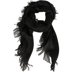 Gucci Scarves & Wraps ($270) ❤ liked on Polyvore featuring accessories, scarves, black shawl, gucci scarves, gucci shawl, wrap shawl and black wrap shawl