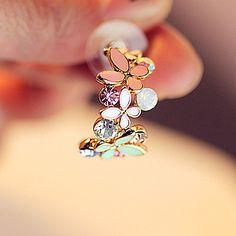 Sweet C Vorm Gold Alloy Stud Earrings (1 Paar) 1281025 2016 – €0.97
