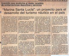 URBANIZACIÓN MARINA SANTA LUCÍA San José. Uruguay 1988 Arquitecto Samuel Flores Flores