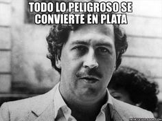 Pablo Escobar Facts About His Young Life Pablo Escobar Facts, Pablo Escobar Quotes, Pablo Emilio Escobar, Gta San Andreas, Secret Quotes, Secret Law Of Attraction, Men Quotes, Spanish Quotes, Mafia