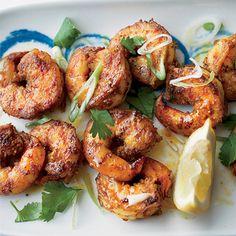 Masala Fried Shrimp Recipe - Delish.com