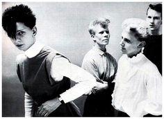 Depeche Mode with Vince Clarke