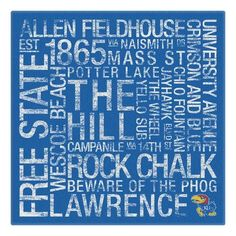 ReplayPhotos NCAA Subway Textual Art on Wrapped Canvas NCAA Team: