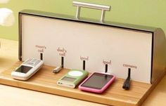 How to organize your electronics.  Keep those cords, chargers and wires together!