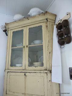 . primitive cabinet