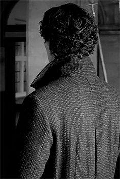 SHERLOCK (BBC) ~ Benedict Cumberbatch as Sherlock Holmes [Video/GIF]