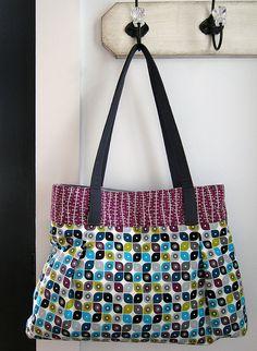 Vera Bag with MicroMod Cloud9 Fabrics