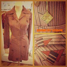 Geometry lesson Geometry Lessons, Vintage Dresses, Shirt Dress, Shirts, Fashion, Vintage Gowns, Moda, Shirtdress, Fashion Styles