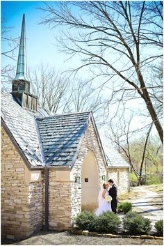 Paul and Monica Richard relived their Beck Chapel wedding for their 15th anniversary this year.