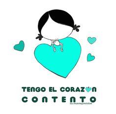 Tengo el corazón contento... Eeeeegunon mundo!! ::: Bihotza poooozik! A happy…