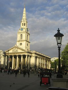 St Martin in the Fields church, Greater London, UK - Flickr - Photo Sharing