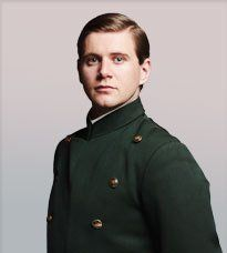Allen Leech in Downton Abbey (2010)