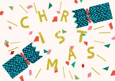 CHRISTMAS! illustration by Charlotte Trounce
