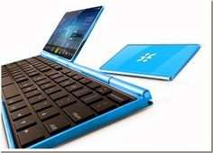 Inventive Alpha series Concept Modular System Notebook, Tablet and smartphone
