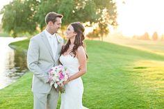 Photography: Chloe Murdoch Photography - chloemurdochphotography.com  Read More: http://www.stylemepretty.com/california-weddings/2014/06/11/romantic-country-club-wedding/
