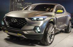 2018 Hyundai Santa Cruz – Overview