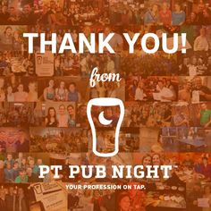 PT Pub Night turns 1 year old. Sept 2014