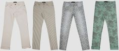 Max Jeans Spring 2014 Collection by Glasgow Skinner | Lucky Community