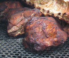 Smokin' Butts (Smoked Pork Shoulders) +Encore dish > Call Me PMc Traeger Recipes, Grilling Recipes, Pork Recipes, Smoked Pork But Recipes, Recipies, Smoked Pork Shoulder, Pork Shoulder Roast, Smoked Pulled Pork, Smoked Ribs